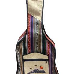 hemp guitar bag