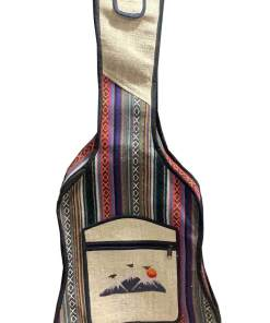 hemp guitar bag