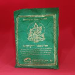 himalayan incense powder green tara