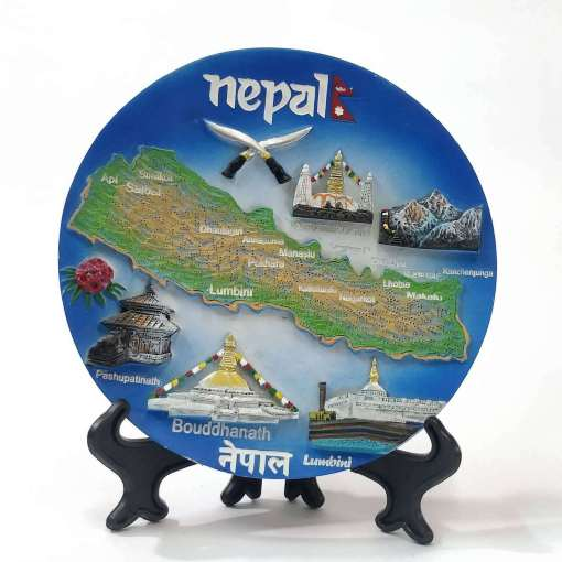 3D Marble Art Souvenirs From Nepal