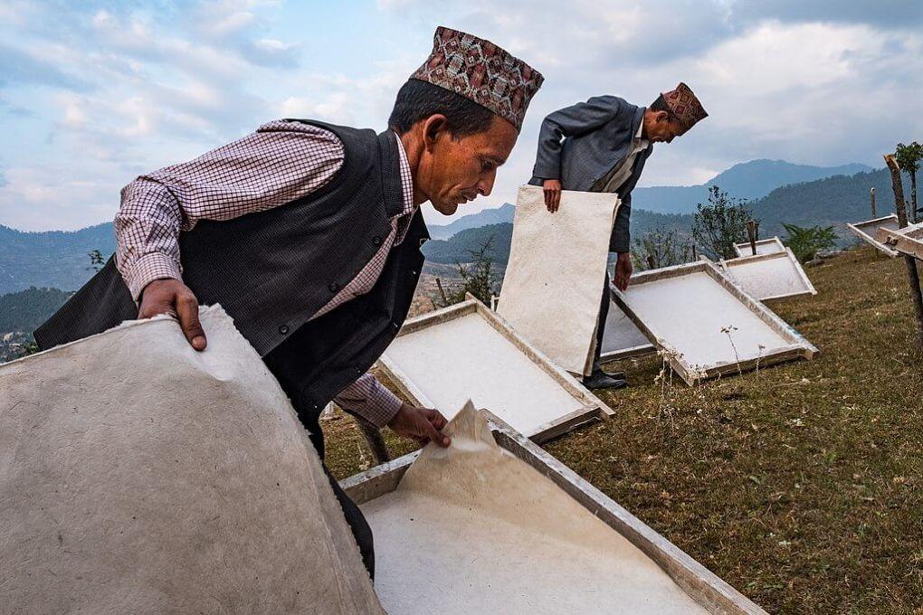Lokta Paper Wholesaler Nepal