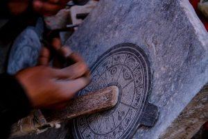 stone sculpture nepal