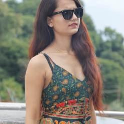Mithila Cotton Summer Dress