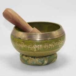 Tibetan Mandala Singing Bowl