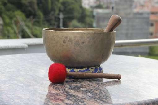 Zen Jambati Singing Bowl