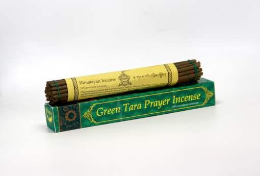 Green Tara Prayer Incense 1
