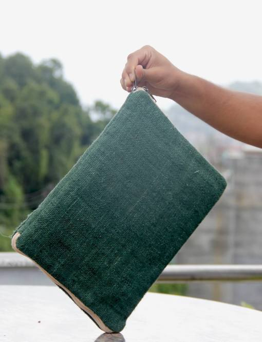 Hemp Laptop Sleeve Cover