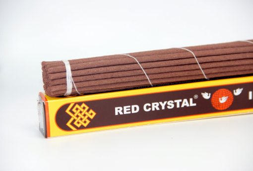 Red Crystal Incense 2