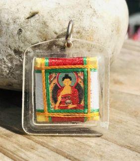 tibetan protector amulet