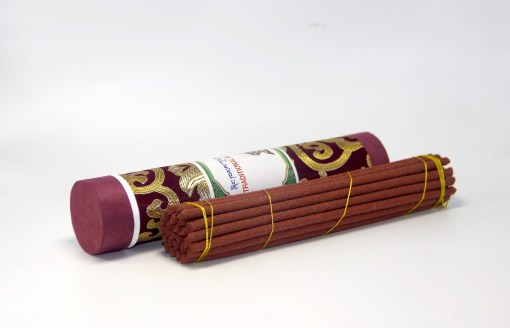 traditional buddhist incense sticks