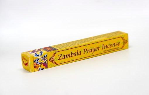 zambala prayer incense