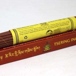 red tsering incense