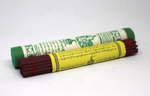 green tara himalayan incense