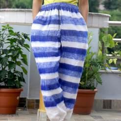 Casual Harem Woolen Pant