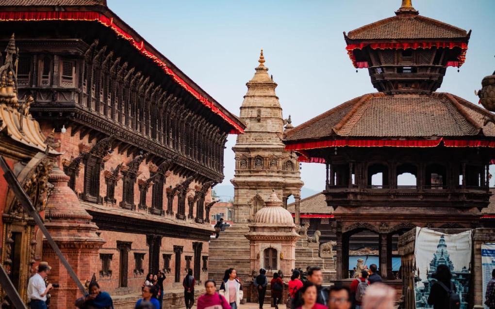 nepal temple architecture