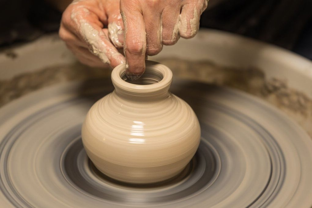 pottery nepal