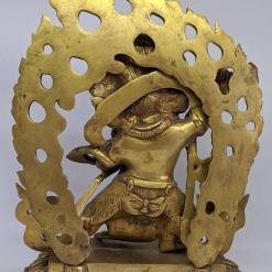 vajrapani statue