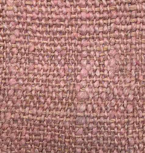 hemp light red color fabric