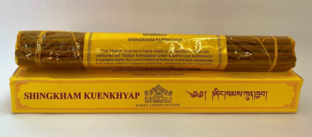 Shingkham Kuenkhyap Incense Wholesale Nepal