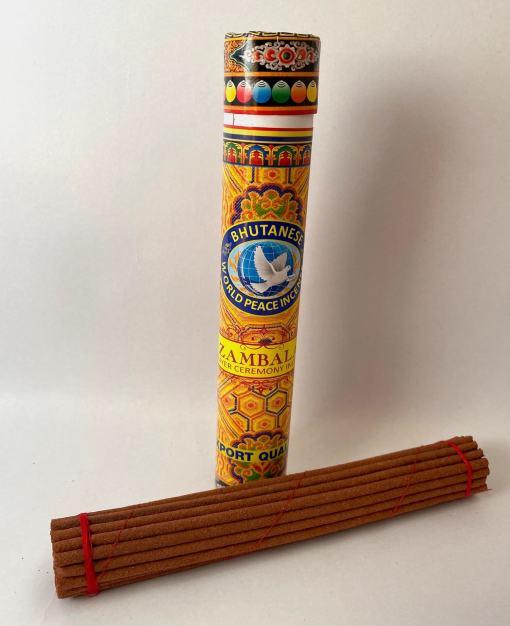Bhutanese World Peace Incense 1