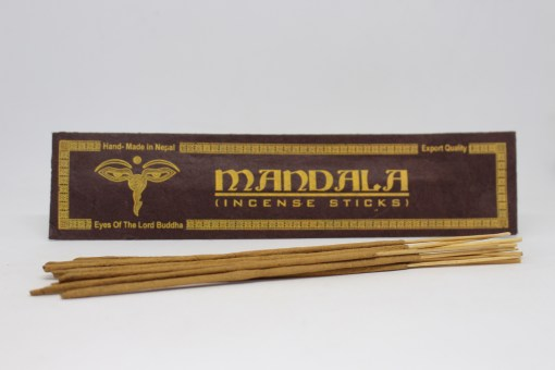 Mandala Incense Sticks