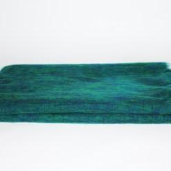 Yak Wool Shawl Sea Green Color
