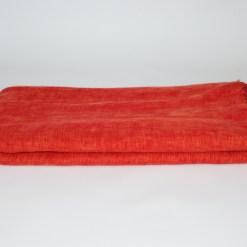 Yak Wool Shawl Orange Color