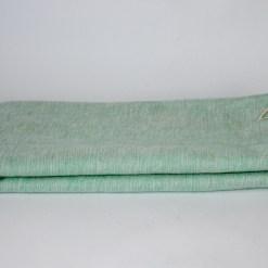 Yak Wool Shawl Aqua Green Color