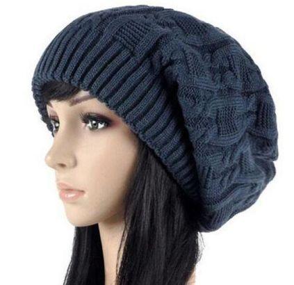 6 Types of Hand-Knitted Woolen Cap for Men & Women 5