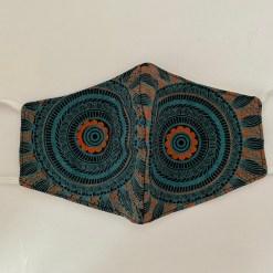 Mandala Cotton Face Mask 3