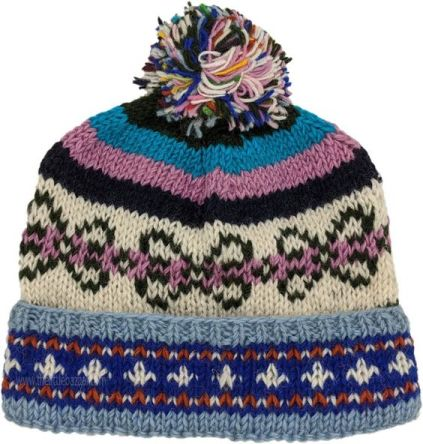 6 Types of Hand-Knitted Woolen Cap for Men & Women 3