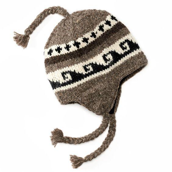 6 Types of Hand-Knitted Woolen Cap for Men & Women 1
