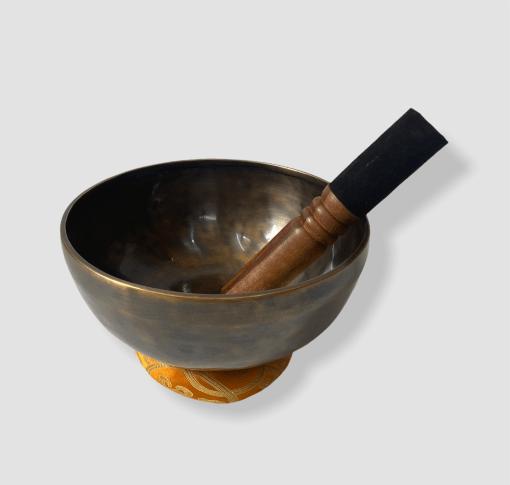 10 inches Handmade Antique Singing Bowl 1