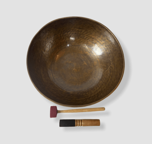 20 inches Handmade Antique Singing Bowl wholesale