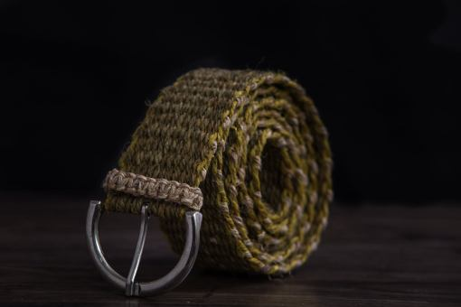Wild Hemp Belt