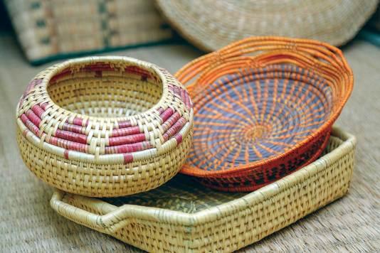 basketry novelty weaving nepal