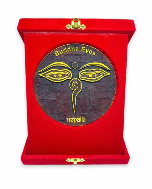 buddha eyes display gift
