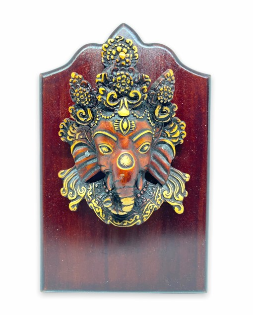 Lord Ganesha Wall Mask Farewell Gifts
