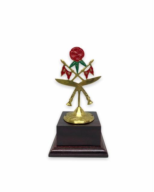 Khukuri Cross and Laligurans Gift Stand