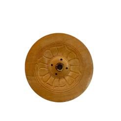 Lotus Wood Incense Burner