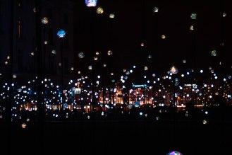 Les illuminations de la Presqu'île en 2014. (C) Sara Chalbos