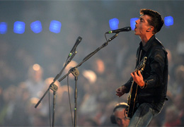 Arctic Monkeys - Olympics Opening Ceremony