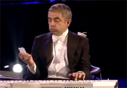 Mr Bean - Olympics Opening Ceremony