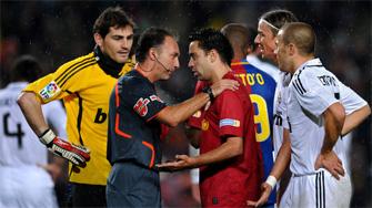 F.C. Barcelona v Real Madrid