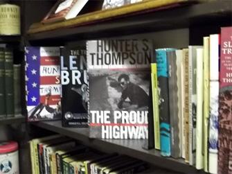 American Style Gonzo Literature / Underground Press