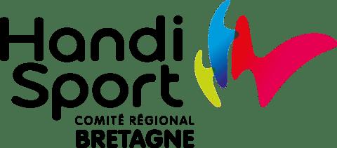 Logo Handisport Comité Régional Bretagne