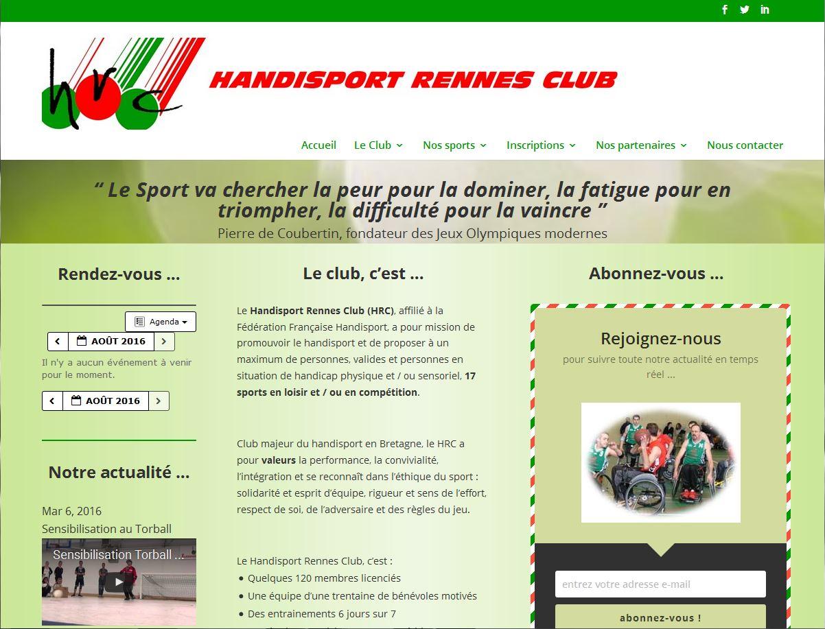 site web HRC