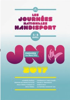 Affiche de la journée Handisport 2017