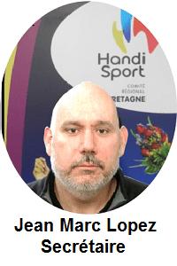 Jean Marc Lopez Trésorier