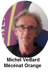 Michel Veillard Mécénat Orange_